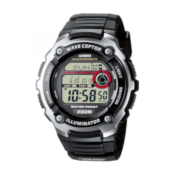 reloj casio wave ceptor hombre WV-200E-1AVEF
