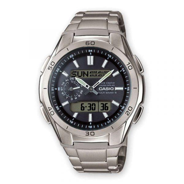 reloj casio wave ceptor hombre WVA-M650TD-1AER