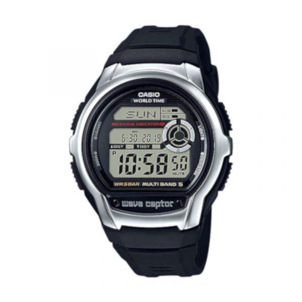 reloj casio wave ceptor hombre WV-M60-1AER