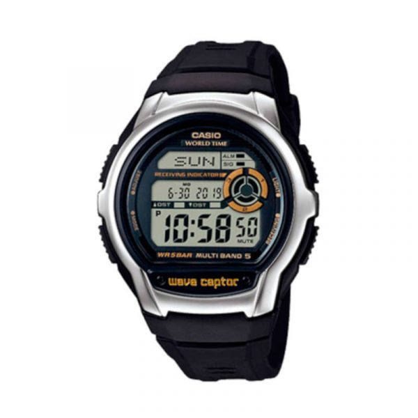 reloj casio wave ceptor hombre WV-M60-9AER