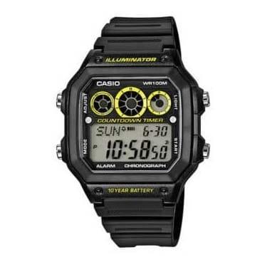 Reloj Casio AE-1300WH-1AVEF de hombre NEW con caja y correa de resina
