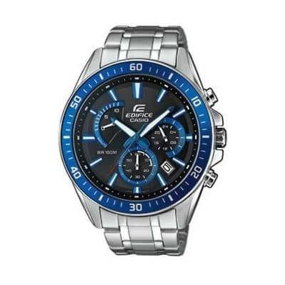 Reloj Casio EFR-552D-1A2VUEF de hombre NEW con caja y brazalete de acero EDIFICE