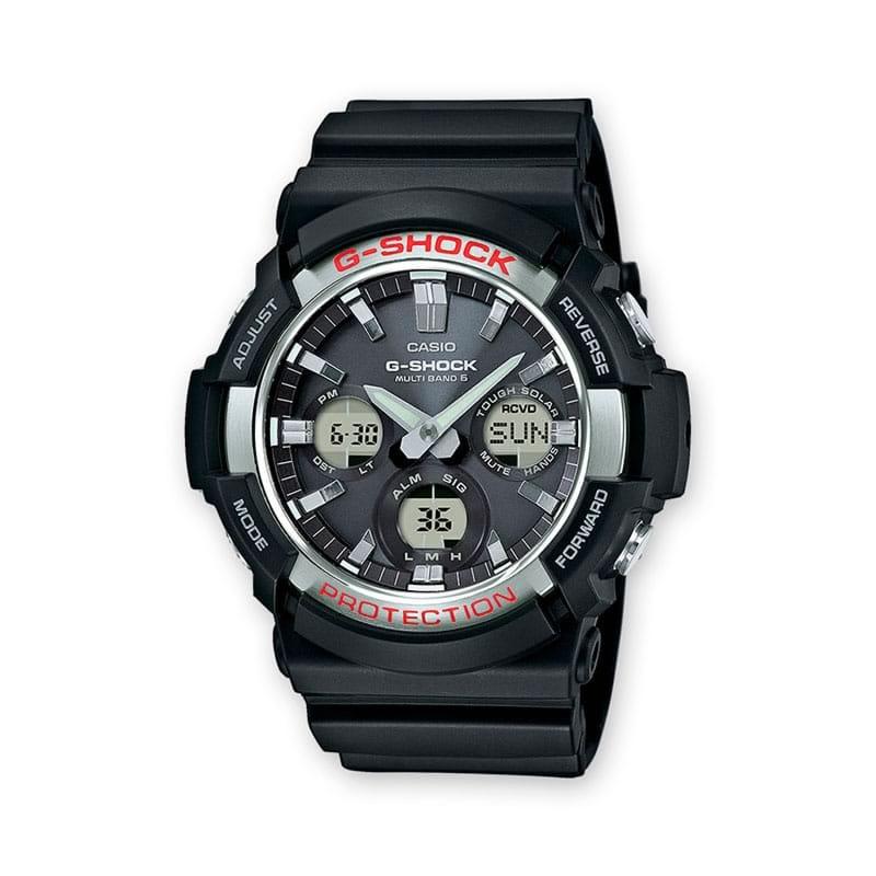013dddac4d7c Reloj Casio GAW-100-1AER de hombre NEW con caja y correa de resina ...