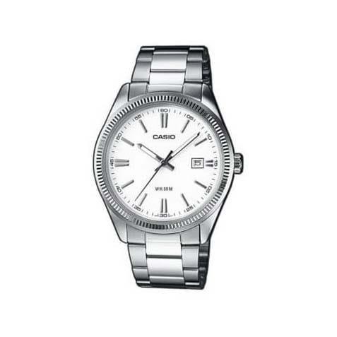 Reloj Casio MTP-1302PD-7A1VEF de hombre con caja y brazalete de acero Casio Collection