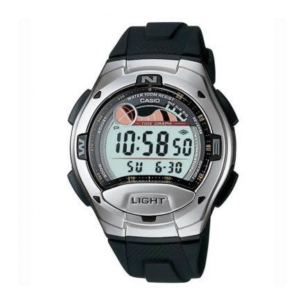 Reloj Casio para hombre W-753-1AVES de caucho