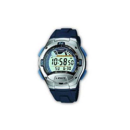 Reloj Casio para hombre W-753-2AVES de caucho