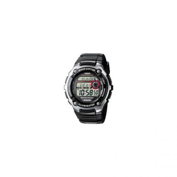 Reloj Casio para hombre WV-200E-1AVEF de caucho