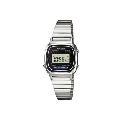 Reloj Casio para mujer LA670WEA 1EF de acero