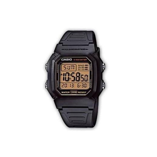 Reloj Casio W-800HG-9AVES de hombre NEW con caja y correa de resina Casio Collection