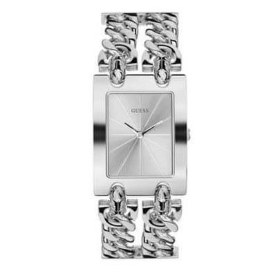 Reloj Guess W0311L1 de mujer con caja y brazalete de acero 2 cadenas