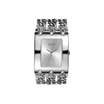 Reloj Guess W0314L1 de mujer NEW con caja y brazalete de acero 3 cadenas