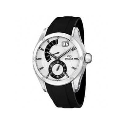 Reloj Jaguar J678/1 de hombre NEW con caja de acero y correa de caucho Edición Limitada