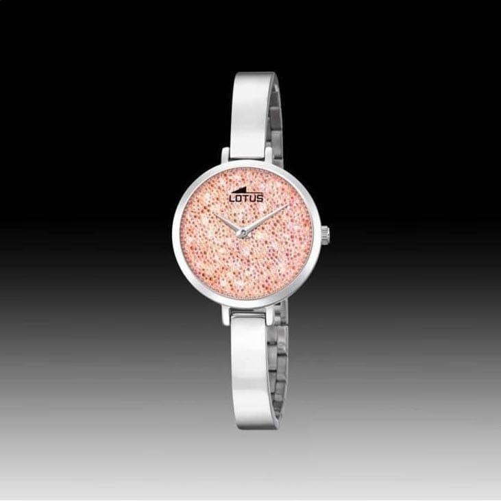 diseños atractivos estilo atractivo mejor amado Reloj Lotus 18561/4 de mujer NEW con caja y brazalete de acero tipo pulsera  nuevo modelo colección Bliss