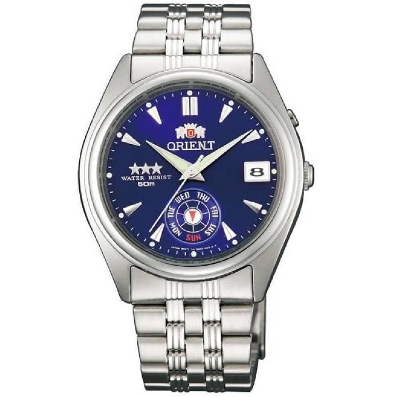 d0315745a781 Reloj Orient FEM5J00MDF de mujer OFERTA con caja y brazalete de acero  Automático