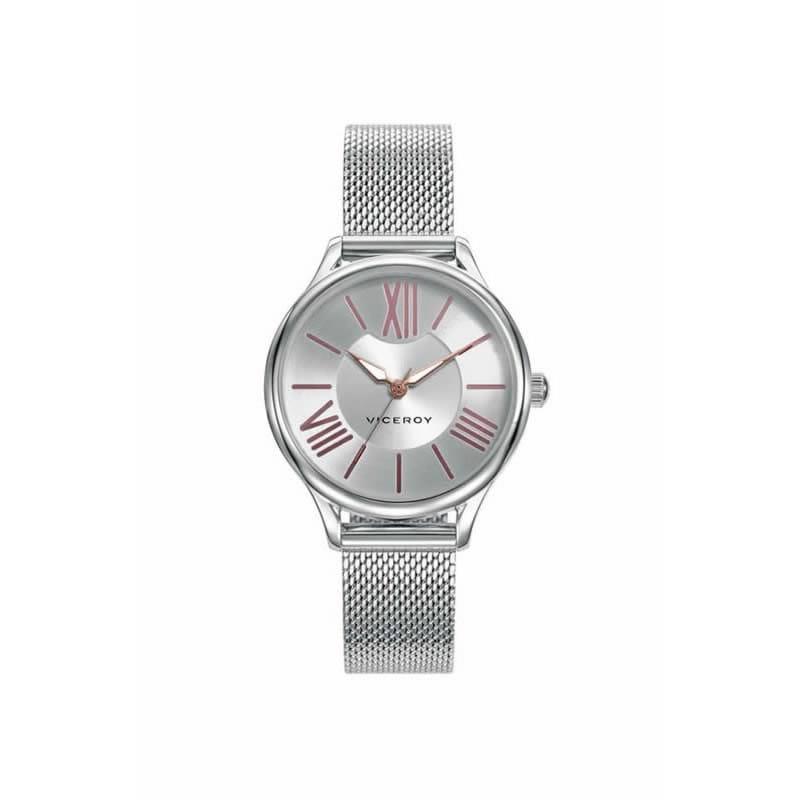 6cf6f7c938c0 Reloj Viceroy 461086-03 de mujer NEW con caja de acero y brazalete de acero