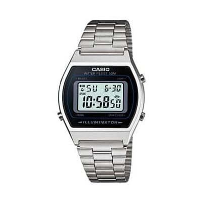 Reloj Casio B640WD-1AVEF Unisex NEW con caja y brazalete de acero