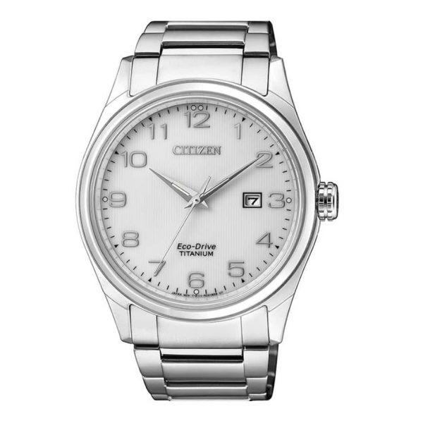 Reloj Citizen BM7360-82A de hombre NEW con caja y brazalete de Super Titanium TI+IP
