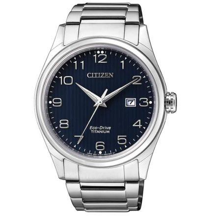 Reloj Citizen BM7360-82M de hombre NEW con caja y brazalete de Super Titanium TI+IP