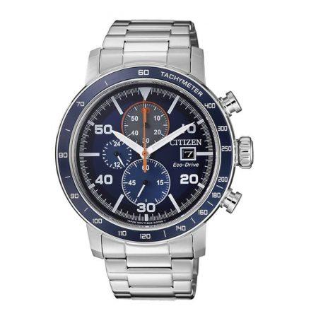Reloj Citizen CA0640-86L de hombre NEW con caja y brazalete de acero Cronógrafo Eco-Drive