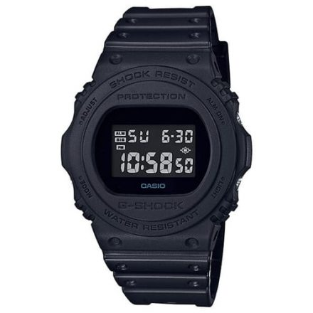 Reloj Casio DW-5750E-1BER de hombre NEW  con caja y correa de resina negra colección G-SHOCK