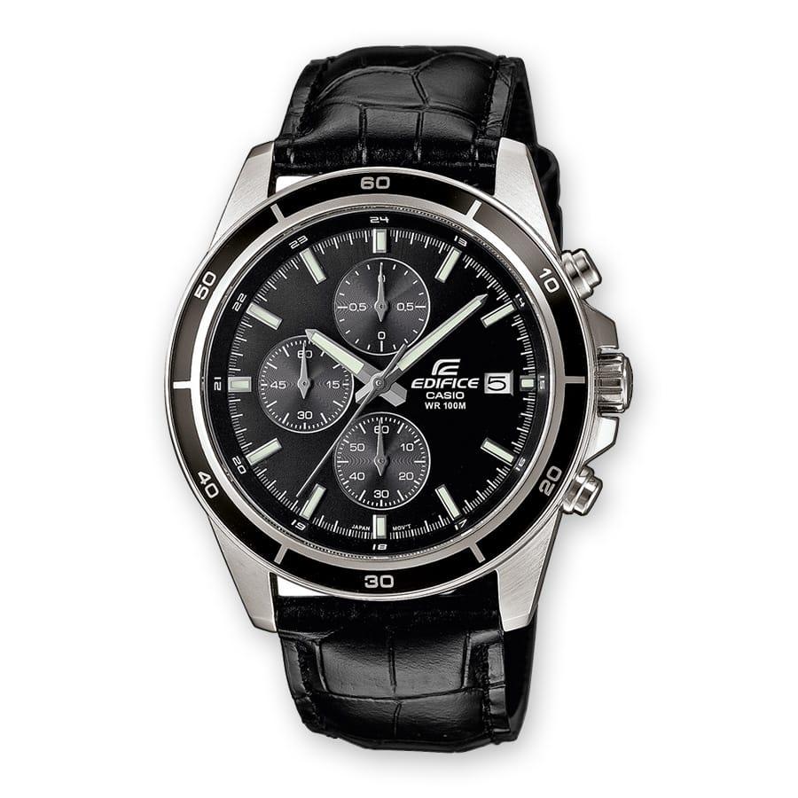 0db378e28f75 Reloj Casio EFR-526L-1AVUEF de hombre NEW con caja de acero y correa ...