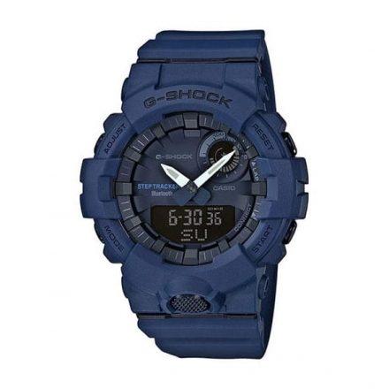 Reloj Casio GBA-800-2AER de hombre NEW con caja y correa de resina G-Shock Bluetooth