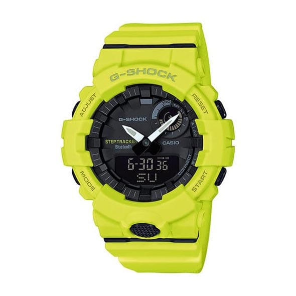 a656c1bd77aa Reloj Casio GBA-800-9AER de hombre NEW con caja y correa de resina G ...