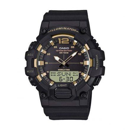 Reloj Casio HDC-700-9AVEF de hombre NEW con caja y correa de resina negra Casio Collection