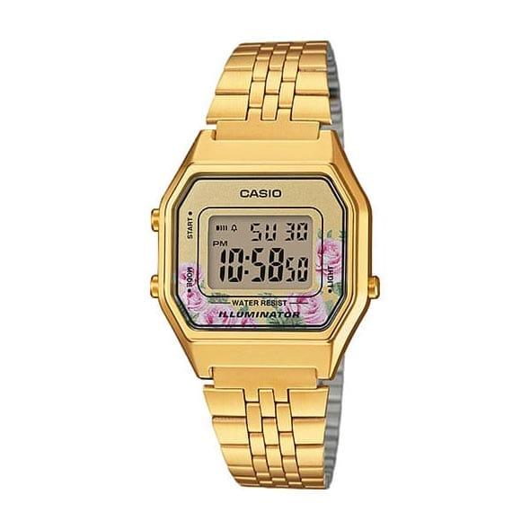 Brazalete De Reloj 4cef Con Caja Y Chapado Mujer Collection New Casio La680wega Resina VUzpqSM