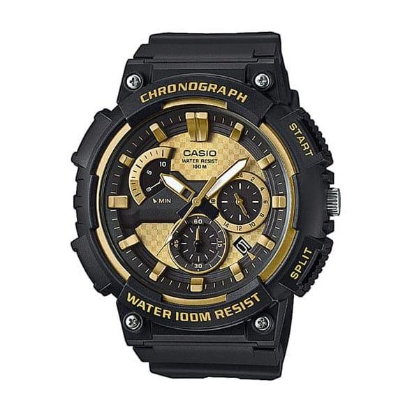 Reloj Casio MCW-200H-9AVEF de hombre NEW con caja y correa de resina negra Casio Collection