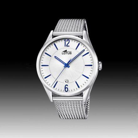 Reloj Lotus 15975/4 de hombre NEW con caja y brazalete de acero malla milanesa Minimalist