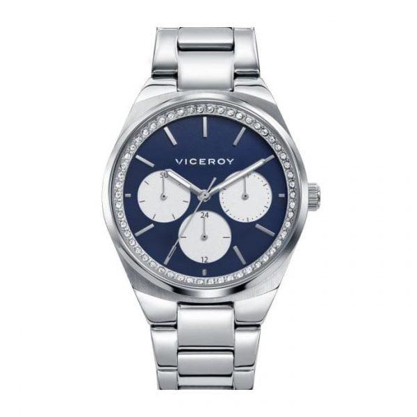 Reloj Viceroy 461090-37 de mujer NEW con caja y brazalete de acero inox colección Chic