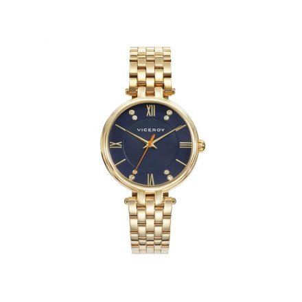 Reloj Viceroy 461092-33 de mujer NEW con caja y brazalete de acero chapado colección Kiss