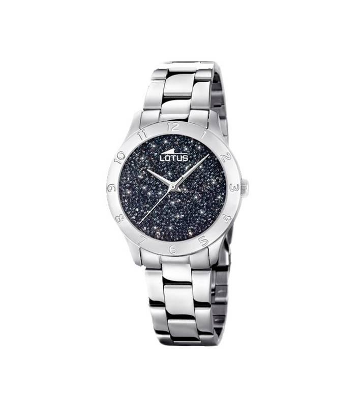 24e70e364262 Reloj Lotus 18569 4 de mujer con caja y brazalete de acero colección ...