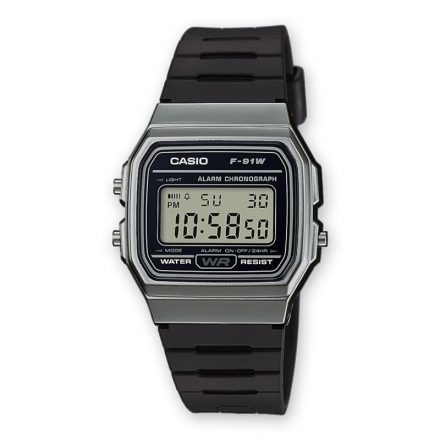 Reloj Casio F-91WM-1BEF