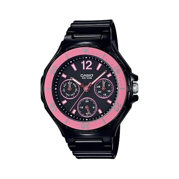 ad79a47fdbab Reloj Casio LRW-250H-1A2VEF de mujer con correa de resina - Joyería ...