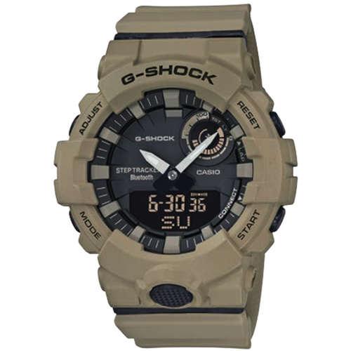 16ad6f19ccd2 Reloj Casio GBA-800UC-5AER de hombre con caja y correa de resina beige  G-Shock - Joyería Oliva