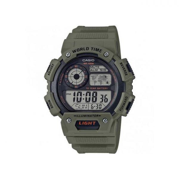 Reloj Casio AE-1400WH-3AVEF