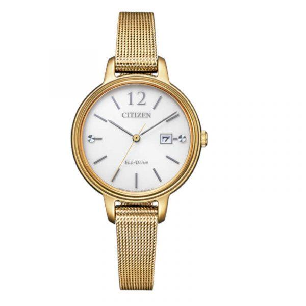 reloj citizen ecodrive mujer EW2447-89A