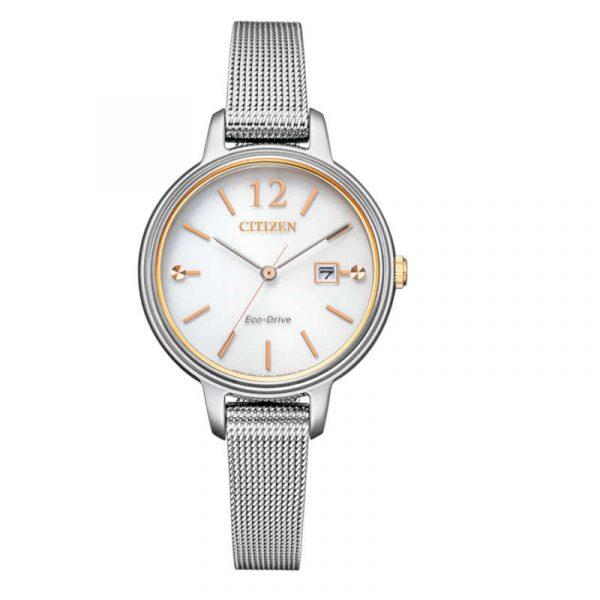 reloj citizen ecodrive mujer EW2449-83A