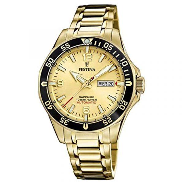 reloj festina automatico hombre F20479/1