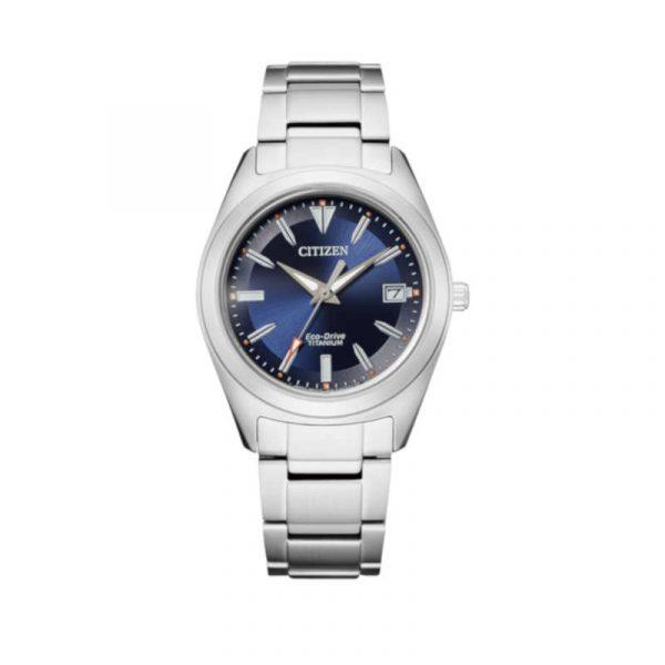 Reloj Citizen Eco-Drive Super Titanium para mujer