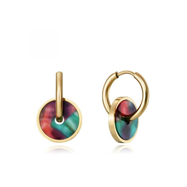 pendientes viceroy kiss mujer 15117E01016