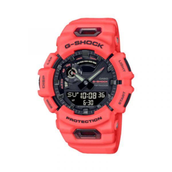 reloj casio g-shock colección g-squad para hombre GBA-900-4AER