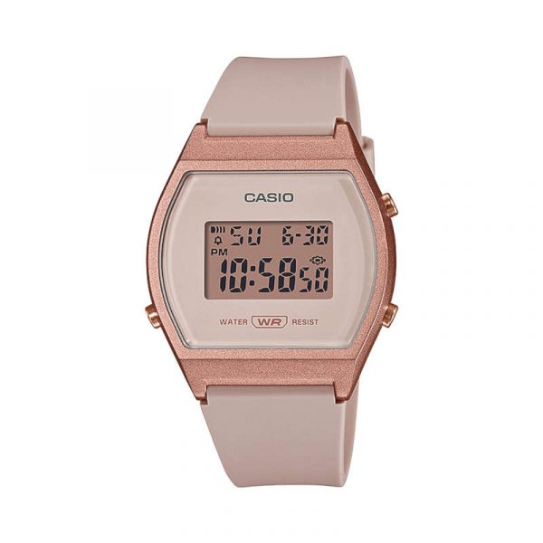 reloj casio vintage collection para mujer LW-204-4AEF