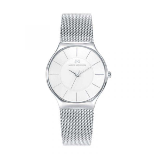 reloj mark maddox para mujer colección Catia, analógico de acero