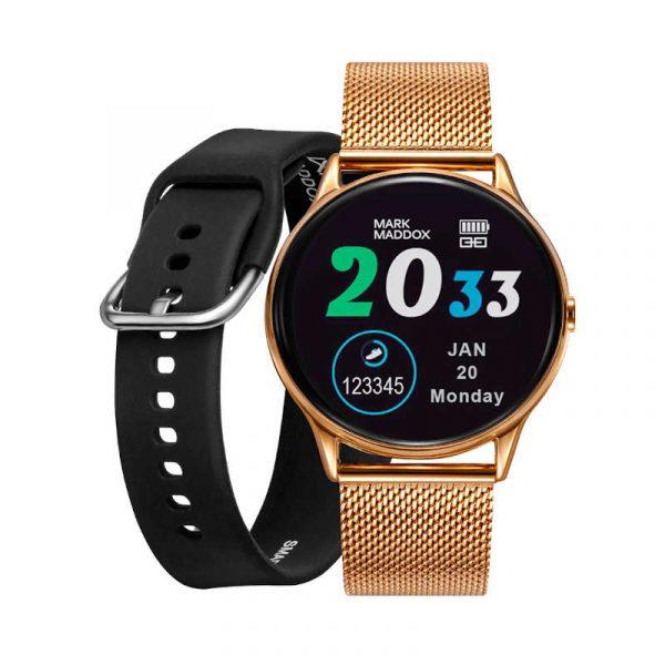 reloj mark maddox smart now hombre y mujer MS1000-90