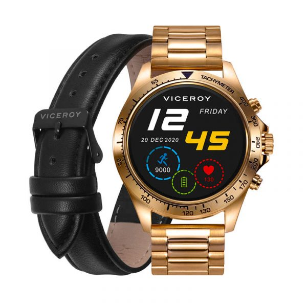 reloj viceroy smart pro para hombre 401253-90