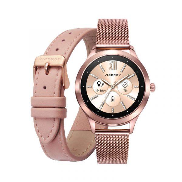 reloj viceroy smart pro para mujer 401142-70