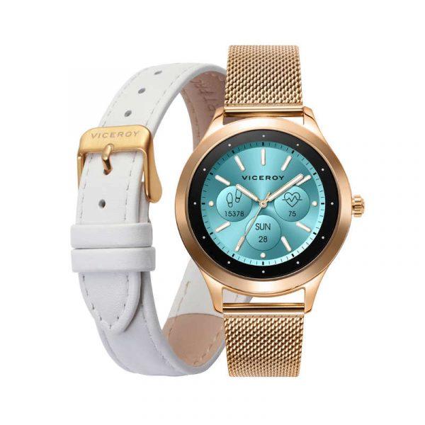 reloj viceroy smart pro para mujer 401142-90